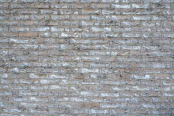 Detail einer grauen Wand von Trinet Uzun