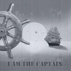 Ik ben de kapitein