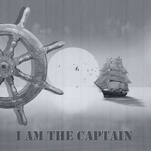 I am the captain von