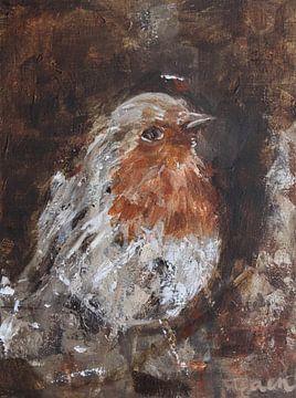 Robin von Mieke Daenen