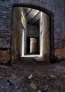 Tunnel van Jo Stoop