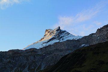 Gross Schärhorn - Glarus Alpen Zwitserland van Tobias Majewski