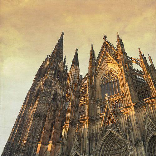 Southern Portal of Cologne Cathedral van Dirk Wüstenhagen