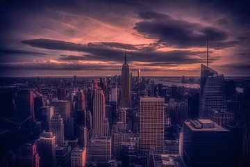 Donkere zijde van de stad van