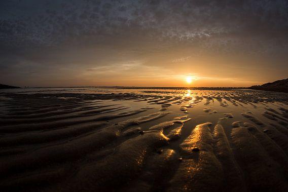 Sunset  van Linda Raaphorst