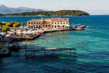 Corfu Town von Anja Spelmans