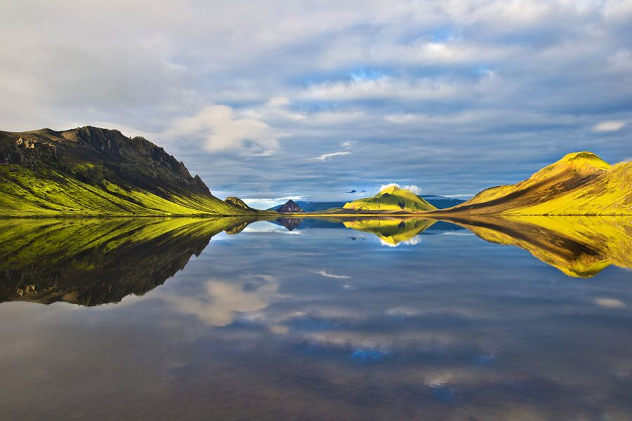 Alftavatn (Island) von Lukas Gawenda