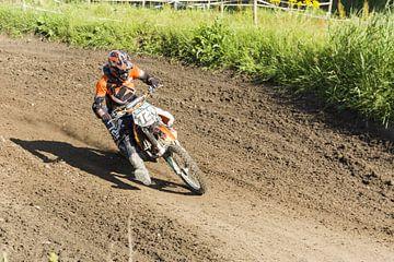 Motocrosser von Rob Hansum