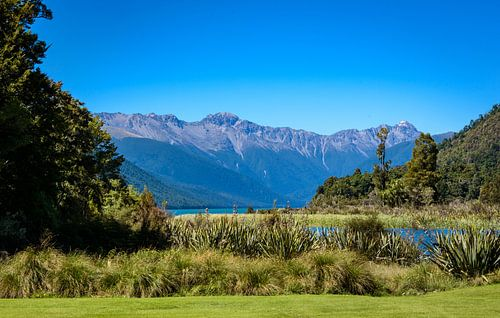 Nelson Lakes Nationaal Park, Nieuw Zeeland