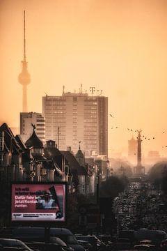 Berlijn in de ochtend van Salke Hartung