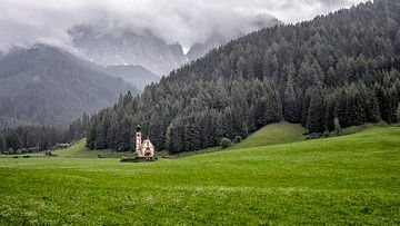 Paysage des Dolomites sur Manjik Pictures