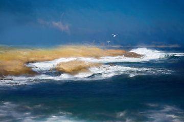 Atlantikküste von Andreas Wemmje