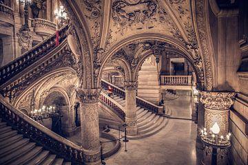 L'Opéra Garnier sur Kristof Ven