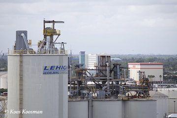 Fabriek en Tankopslag van Koos Koosman