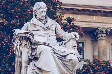 Berlin – Humboldt University / Wilhelm von Humboldt sur Alexander Voss