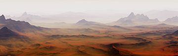 Woestijn en Aride van Angel Estevez