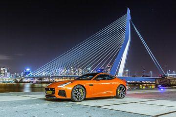 Jaguar F type SVR Rotterdam van Willem-Jan Smulders