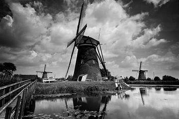 Dutch windmill sur