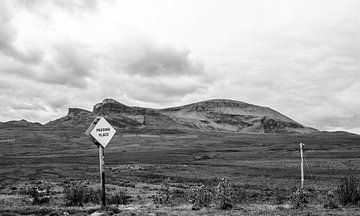 Schotlandse hoogvlaktes van Thomas Winters