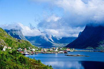 Reine Noorwegen van Harrie Timmermans