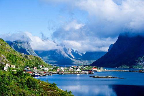 Reine Noorwegen van