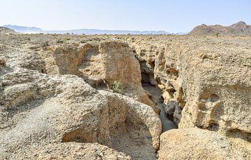Rotskloof in Namibië