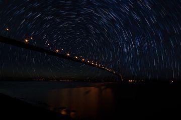 Pont de Normandië   van Igwe Aneke