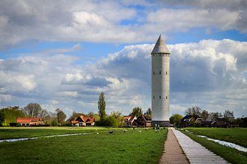 Wasserturm Nieuwkoop von Dutch Creator