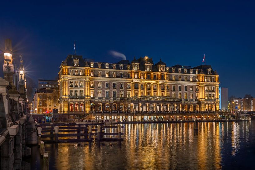 Amstel Hotel van Bart Hendrix
