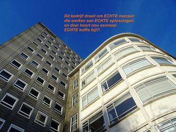 Small Talk: Echte Mensen, Echte Oplossingen, Echte Koffie! van MoArt (Maurice Heuts)