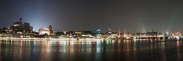 Hamburg Panorama von