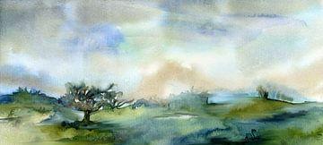 Meadowland van Claudia Gründler