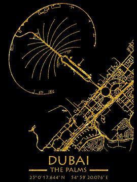 Dubai Palme VAE von Carina Buchspies