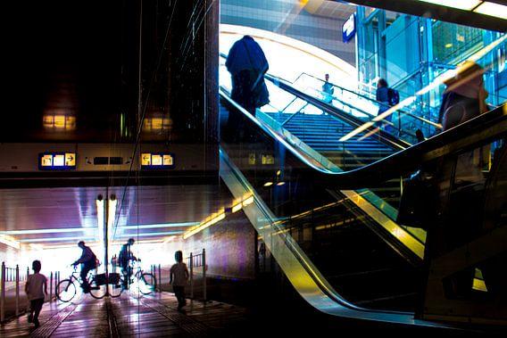 tunnel van Jiske Wijmans @Artistieke Fotografie