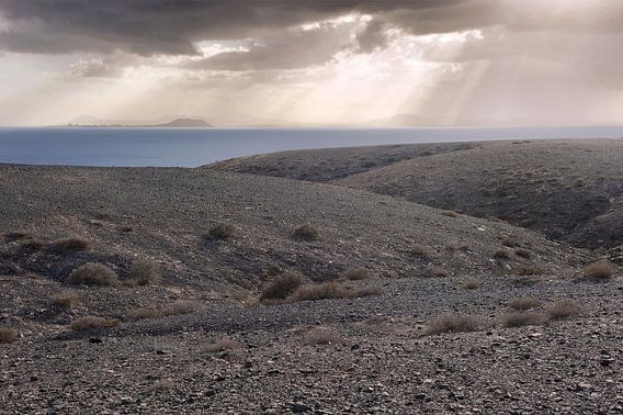 Mystic landscape van Paul Arentsen