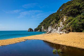 Abel Tasman Nationaal Park van Antwan Janssen