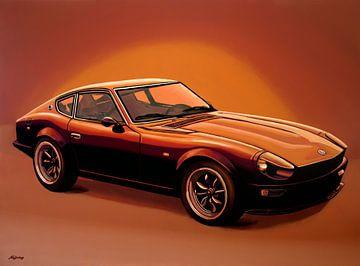 Datsun 240Z 1970 Peinture