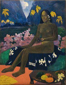 Paul Gauguin. Te aa no areois