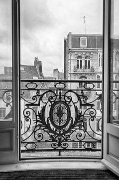 Balkonhek van Mark Bolijn