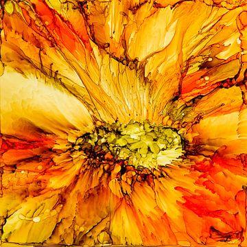 Sommerblüte von Agnieszka Zietek