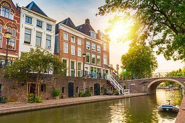 Oudegracht, Utrecht von Sander Meertins