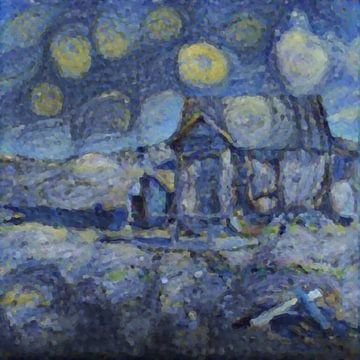 Abstrakte Inspiration XXXXI von Maurice Dawson