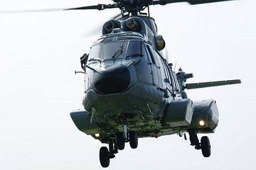 franse helikopter van shannon van deursen
