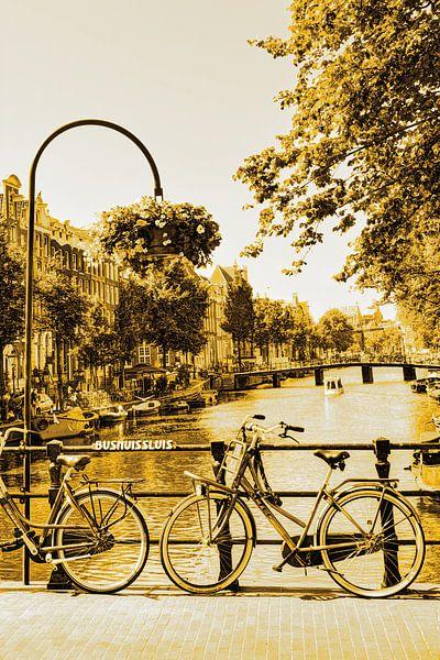 Golden Amsterdam von Hendrik-Jan Kornelis