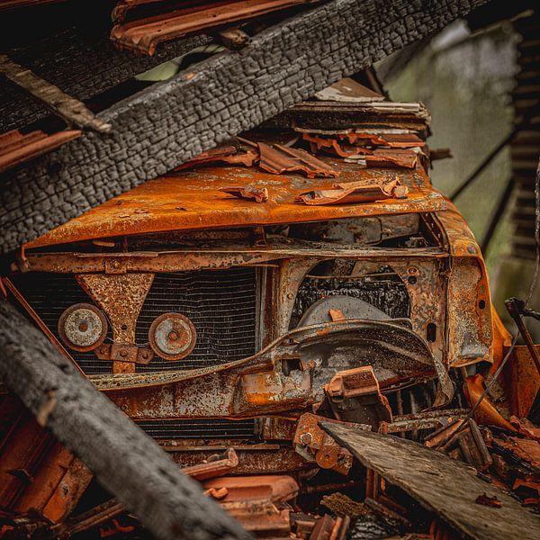BURNT VOLVO van SchippersFotografie