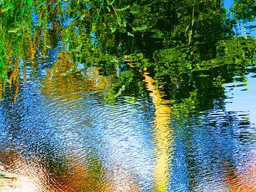 Urban Reflections 92 van MoArt (Maurice Heuts)