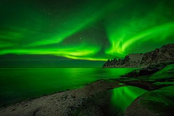 Aurora sur Tugeneset sur Wojciech Kruczynski
