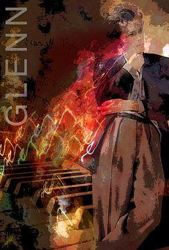 Glenn Gould sur Harald Fischer