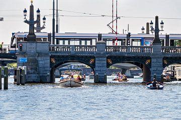 Levendig Amsterdam van Anouschka Hendriks