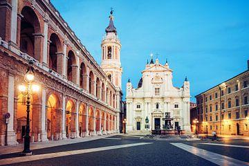 Basilika von Loreto von Alexander Voss